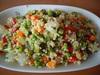 Organic Quinoa grain. Proteins with 12.5 a 17%