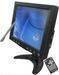8inch stand car PC monitor with VGA and touch