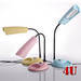 4U Modern Dimmable/Adjustable Touching LED Table Lamp with Controller