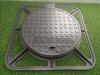 Ductile Iron Manhole Covers Standard BS En124