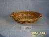 Willow plate basket