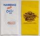 Personalized paper napkin