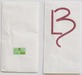 Personalized paper napkin