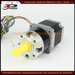 60mm NEMA24 HSP Planetary Gear Reducer Stepper Motor