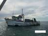 13m maintenance vessel for abalone lease