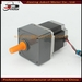 60mm NEMA24 HSG Eccentric Gear Reducer Stepper Motor