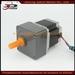 60mm NEMA24 HSG Eccentric Gear Reducer Stepper Motor