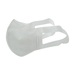 PPE mask 3D design with soft ear strap for adult