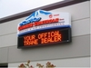 Clearance LED Signs for Sale at Best Price From AD Systems