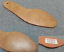 Shoes insole board leather board