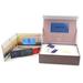 2.4-22inch LCD Screen Video Module Brochure Card