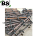 Round Shaft Helical Piles