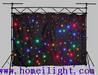 Led star cloth/curtain (blue)