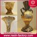 Luxury home decoration, handmade resin coral ornament, interior decor