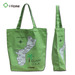 Large Jute Tote, non-woven shopping bag, cotton shopper