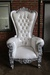 Tifany Throne Chair