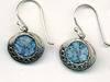Roman Glass silver jewelry