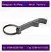 Metal bottle opener key chain