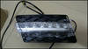 Mercedes Benz GLK300 LED Daytime Running Lights Kits With Turnning L