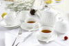 White Porcelain Dinnerware Sets