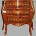 French style chest of drawer