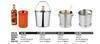Stainless Steel Barware- Ice Bucket, Cocktail Shaker, Barware Sets