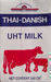 Thai-Danish UHT Milk