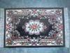 Hand tufted acrylic carpet rug, anti burning yarn