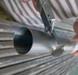 Gr9 ti3al2.5v titanium pipes titanium tubes