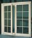 High quality, Low price, UPVC/Vinyl Anwing/Hung Window
