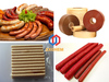 Caliber 15-50 mm edible fresh natural bovine collagen sausage casings