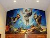 Murales en Mosaico Bizantino e Veneciano