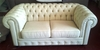 Modern sofa leather (100% Made in Italy)