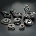 Gears shafts racks