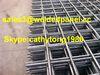 Welded wire mesh panel