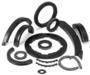 Carbon Vanes, bushes, rods, steam rotary joint rings, packing rings