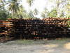 Recovered drill pipe