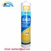One component neutral general purpose silicone sealant for application