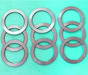 Piston salt cores/ piston alfin ring carrier