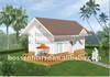 Prefabricated light steel house