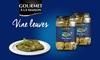 Gourmet a La Maison - vine leaves