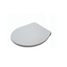 Soft close slim uf toilet seat cover