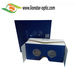 2018 New Design Envelope Shape VR Cardboard 3D Glasses, Foldable Google