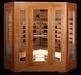 Far-infrared sauna room