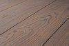 Oak and ash engineered flooring