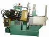 Zinc/lead alloy injection machine