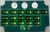 Control panel, membrane keyboard 'industrial keyboard'