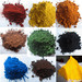 Iron Oxide, Red, Black, Yellow for bricks