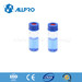 9-425 clear Screw Top Sample Vial