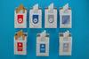 M1 range of Cigarettes